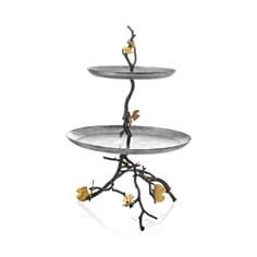 Michael Aram Butterfly Ginkgo 2-Tier Etagere - Bloomingdale's_0