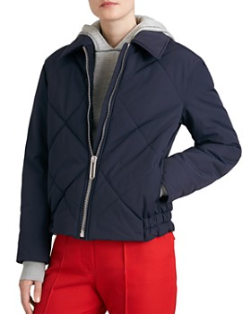 Burberry - Knowstone Quilted Jacket