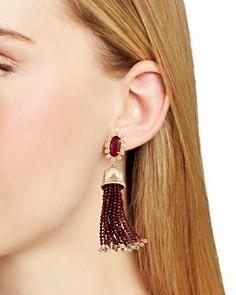 Kendra Scott - Decker Bell Tassel Drop Earrings
