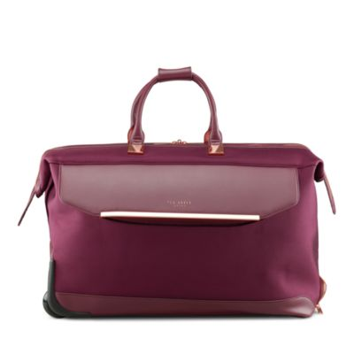 Women's Albany Softside Holdall Bag by Ted Baker
