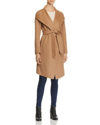 Leora Belted Wool Coat   100 Percents Exclusive by Mackage