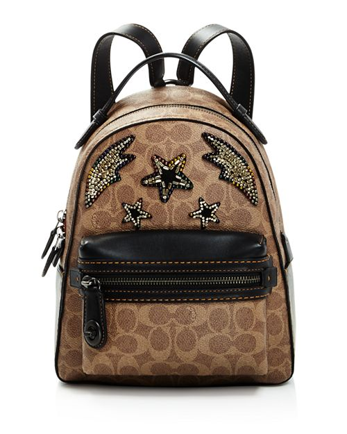 ab0fa77fd4dbc sweden coach campus backpack canvas afe65 2e618