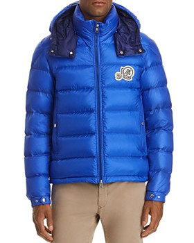 Moncler - Bramant Short Down Jacket, Ringer Tee & Chino Pants