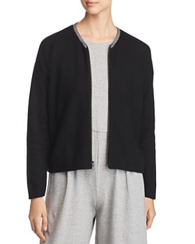Eileen Fisher Petites - Organic Cotton Cardigan