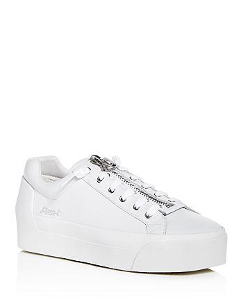 5ea5cc5e4ad Ash - Women s Buzz Leather Platform Sneakers