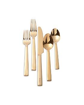 Ralph Lauren - Academy Gold 5-Piece Place Setting