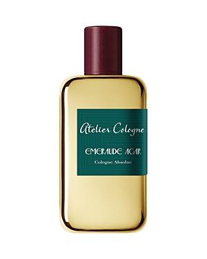 Emeraude Agar Cologne Absolue Pure Perfume 3.4 oz.