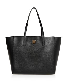 MCM - Wandel Medium Reversible Leather Shopper