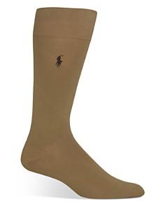 Polo Ralph Lauren Egyptian Cotton Socks - Bloomingdale's_0