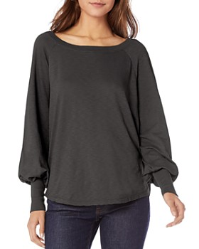 Michael Stars - Puff-Sleeve Top