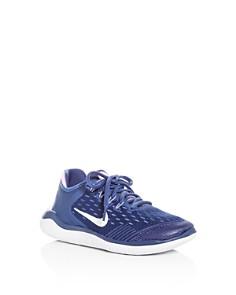 Nike - Girls' Free RN 2018 Lace Up Sneakers - Big Kid