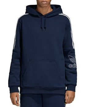adidas Originals - Outline Hooded Sweatshirt