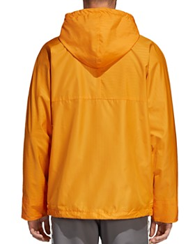 adidas Originals - Pinstripe Pullover Windbreaker Jacket