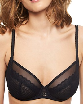 Chantelle - Parisian Allure Unlined Convertible Plunge Underwire Bra