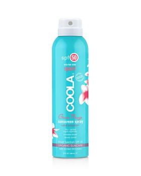 Coola - Eco-Lux Sport Continuous Spray Sunscreen SPF 50 Guava Mango