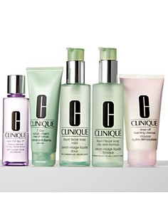Clinique - Liquid Facial Soap Mild for Dry to Dry/Combination Skin
