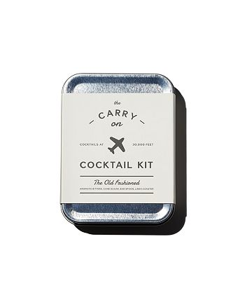 W&P Design - The Carry-On Cocktail Kit, Old Fashioned