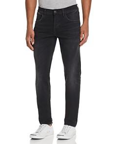 Hudson - Blake Straight Slim Jeans in Jonnie