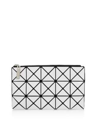 Prism Flat Pouch by Bao Bao Issey Miyake