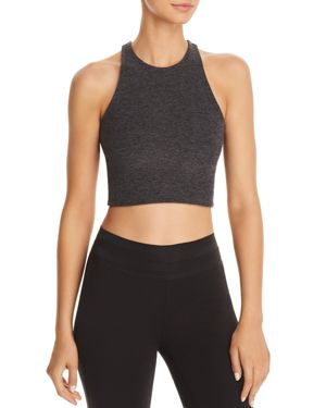ACROSS THE STRAP CROPPED TOP