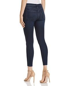 J Brand - Alana High Rise Crop Skinny Jeans in Fix