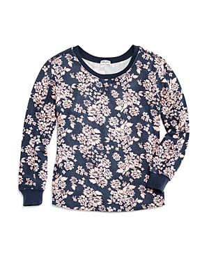 Splendid Girls' Floral-Print Tee - Big Kid
