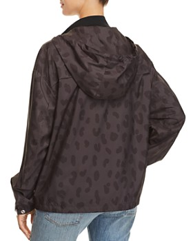 IRO.JEANS - Labyrinth Leopard Print Jacket