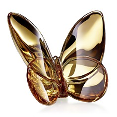 Baccarat Lucky Gold Butterfly - Bloomingdale's_0