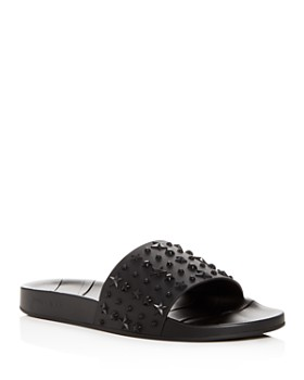 Jimmy Choo - Men's Rey Slide Sandals