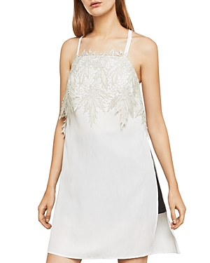 Bcbgmaxazria Sleeveless Appliqued Tunic
