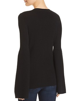 Theory - Flared-Sleeve Cashmere Cardigan - 100% Exclusive