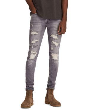 Allsaints Grays Skinny Cigarette Jeans in Gray 2837837