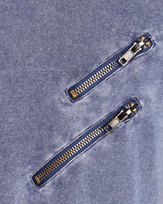 nANA jUDY - Fuse Zipper Detailed Tee