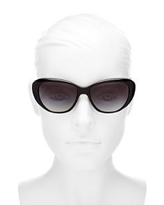 Tory Burch - Women's Cat Eye Sunglasses, 56mm