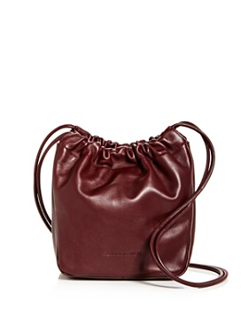 Creatures of Comfort - Mini Leather Pint Bag