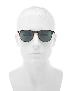 GARRETT LEIGHT - Men's Kinney Round Sunglasses, 49mm - 100% Exclusive