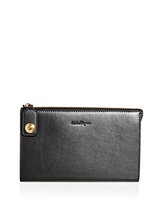 Salvatore Ferragamo - Leather Runway Pouch
