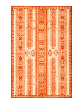 "Solo Rugs - African Hand-Knotted Area Rug, 6'1"" x 9'1"""