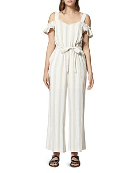 Sanctuary - Chasing the Sun Cold-Shoulder Jumpsuit