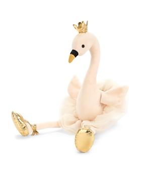 Jellycat - Fancy Swan - Ages 0+