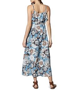 Sanctuary - Isabella Floral Button-Down Maxi Dress