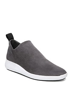 Via Spiga - Women's Marlow Suede Slip-On Sneakers