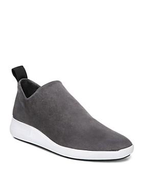 Via Spiga - Women's Marlow Suede Slip-On Sneakers