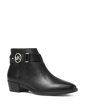 MICHAEL Michael Kors - Women's Harland Leather Booties