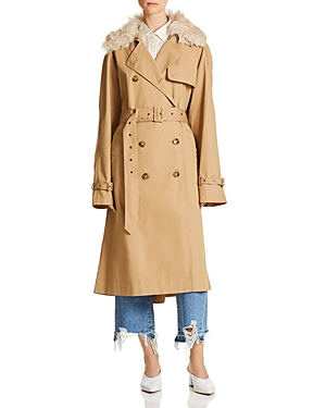 Elizabeth and James Stratford Oversize Trench Coat
