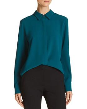 Theory - Sunaya Crepe Shirt