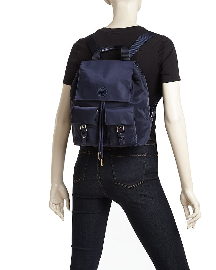 14ba5908a1f Tory Burch - Tilda Medium Nylon Backpack