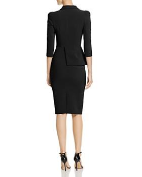 Elisabetta Franchi - Asymmetric Suit Dress