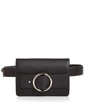 PARISA WANG - Allured Small Leather Belt Bag