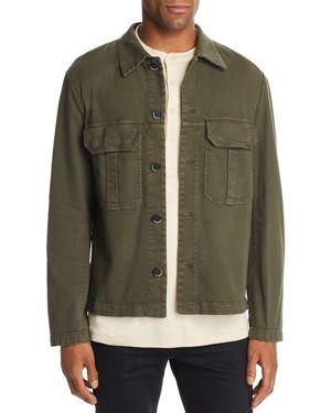 Barena Baldo Shirt Jacket